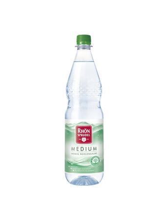 Darstellung von RhönSprudel Mineralwasser Medium