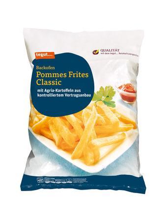 Darstellung von Backofen Pommes Frites Classic