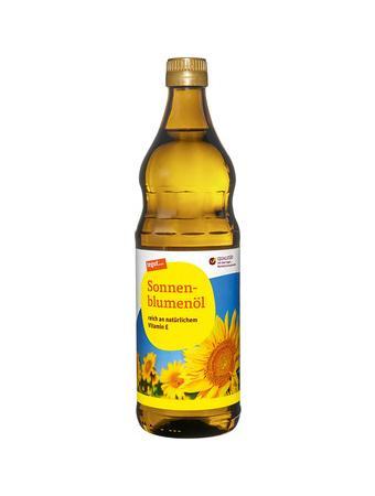 Darstellung von Sonnenblumenöl