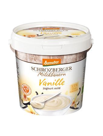 Darstellung von Schrozberger Joghurt mild Vanille