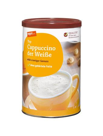 Darstellung von Cappuccino der Weiße