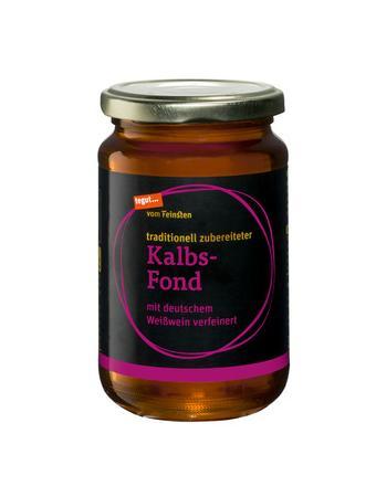 Darstellung von Kalbs-Fond