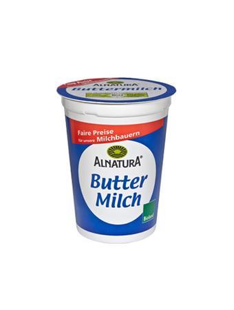 Darstellung von Alnatura Bio-Buttermilch