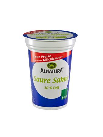 Darstellung von Alnatura Bio-Saure Sahne