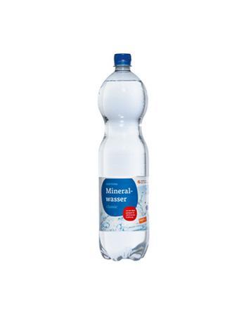 Darstellung von tegut... Mineralwasser