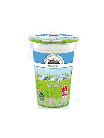 Darstellung von Joghurt 1,5%