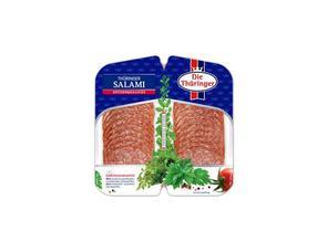 Darstellung von Thüringer Salami