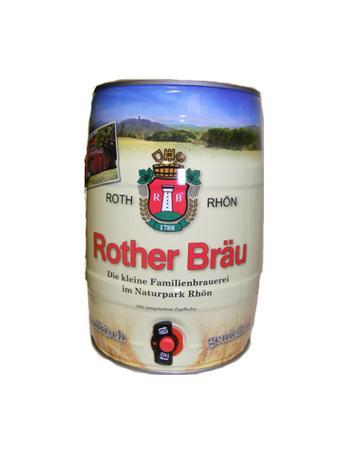 Darstellung von Rother Bräu Pils