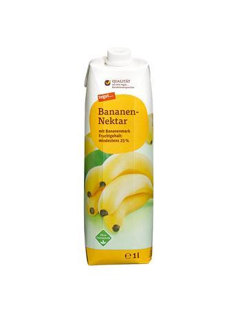 Darstellung von Bananen-Nektar