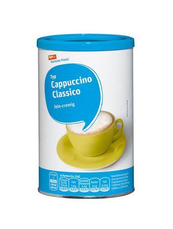 Darstellung von Cappuccino Classico