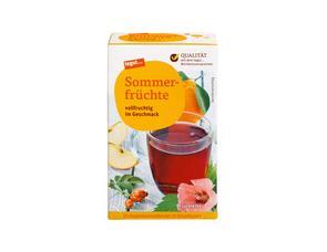 Darstellung von Sommerfrüchte
