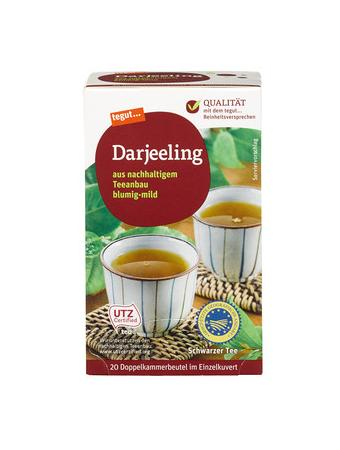 Darstellung von Darjeeling