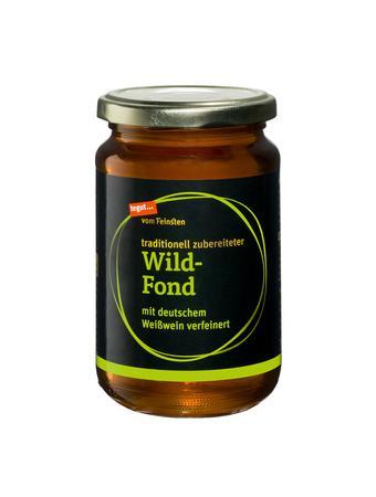 Darstellung von Wild-Fond