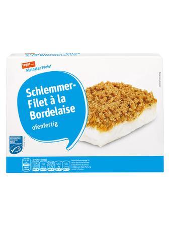Darstellung von Schlemmer-Filet à la Bordelaise