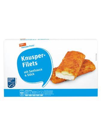 Darstellung von Knusper-Filets