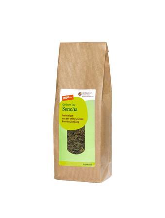 Darstellung von Grüner Tee Sencha
