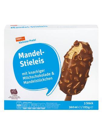 Darstellung von Mandel-Stieleis