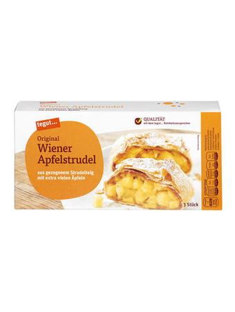 Darstellung von Original Wiener Apfelstrudel