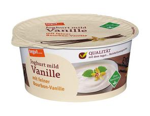 Darstellung von Joghurt mild Vanille