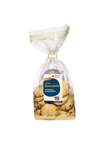 Darstellung von Mini-Cookies Stracciatella