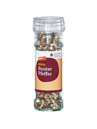 Darstellung von Bunter Pfeffer, Mühle