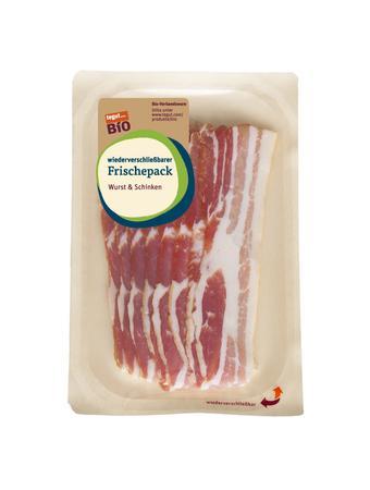 Darstellung von Frischepack Bacon