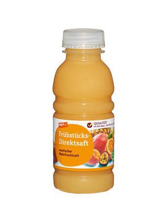 Darstellung von Frühstücks-Direktsaft 330 ml