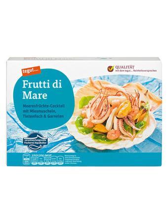 Darstellung von Frutti di Mare