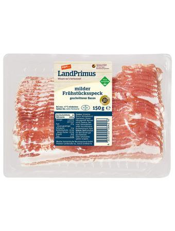Darstellung von tegut... LandPrimus milder Frühstücksspeck