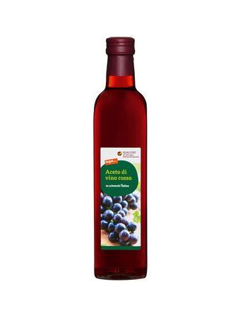 Darstellung von Aceto di vino rosso