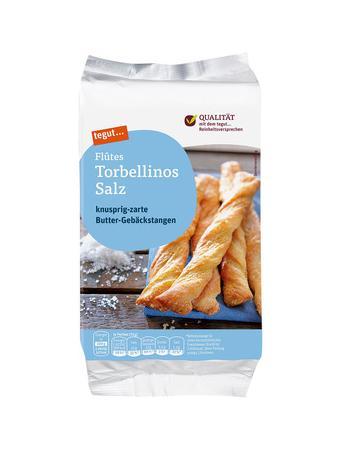 Darstellung von Torbellinos Salz