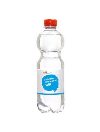 Darstellung von natürliches Mineralwasser still