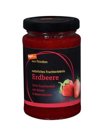 Darstellung von Fruchtaufstrich Erdbeere