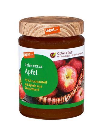 Darstellung von Gelee extra Apfel