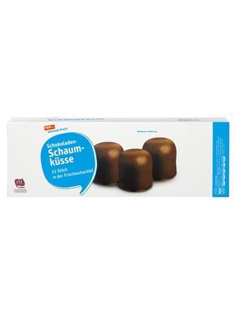 Darstellung von Schokoladen-Schaumküsse