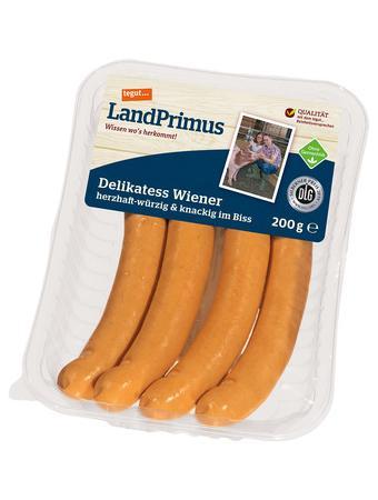 Darstellung von SB Delikatess Wiener