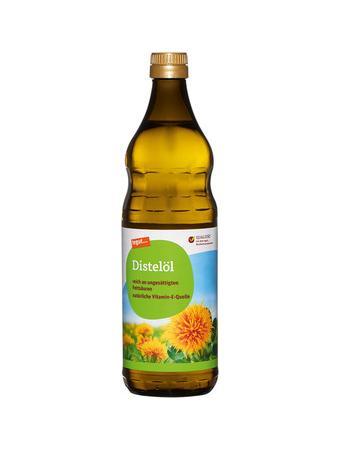 Darstellung von Distelöl