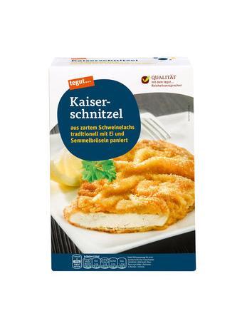 Darstellung von Kaiserschnitzel
