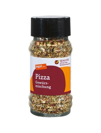 Darstellung von Pizza Gewürzmischung