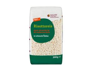 Darstellung von Risottoreis
