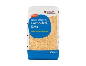 Darstellung von Spitzen-Langkorn 8 Minuten-Reis