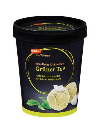 Darstellung von Grüner Tee Eiscreme