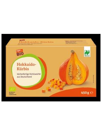 Darstellung von Hokkaido-Kürbis