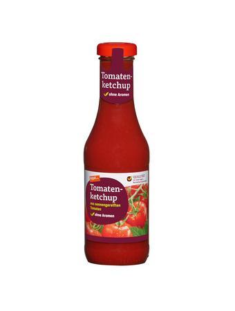 Darstellung von Tomatenketchup