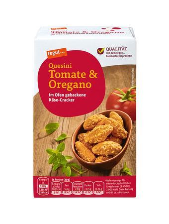 Darstellung von Quesini Tomate & Oregano