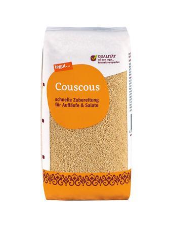 Darstellung von Couscous