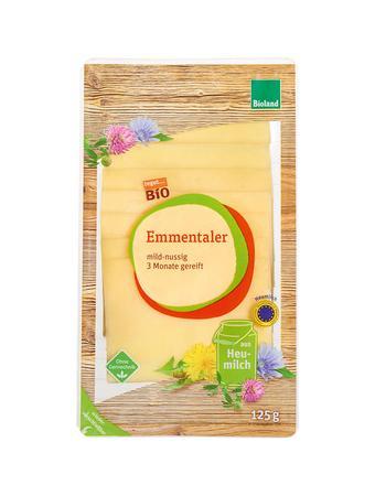 Darstellung von Emmentaler