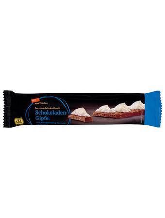 Darstellung von Schokoladen-Gipfel