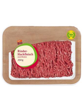 Darstellung von SB Bio Rinder-Hackfleisch zum Braten