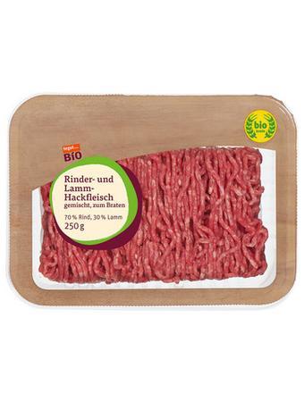 Darstellung von SB Bio Rinder- und Lamm-Hackfleisch gemischt, zum Braten